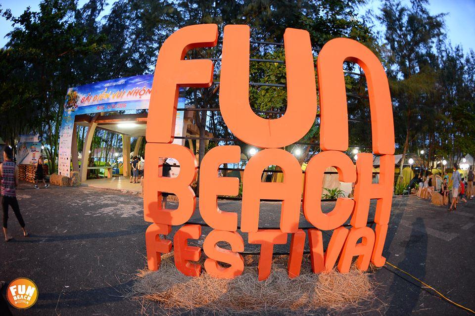 Fun Beach Festival – Hoạt động dọn dẹp bãi biển